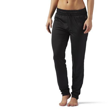 Reebok Workout Ready Jogger Women's Training Sweatpants in Black