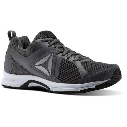 Reebok Runner 2.0 MT Men's Running Shoes in Alloy / Black / Ash Grey / White