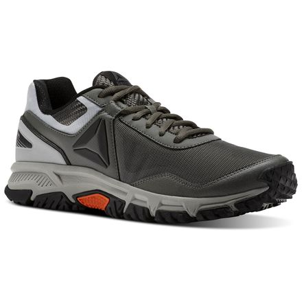 Reebok Ridgerider Trail 3.0 Men's Walking Shoes in Ironstone / Stark Grey / Ash Grey / Black