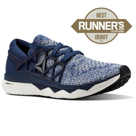 Reebok Floatride Run Men's Running Shoes in Collegiate Navy / Washed Blue / Cloud Grey