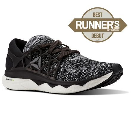 Reebok Floatride Run Men's Running Shoes in Black / Coal / White