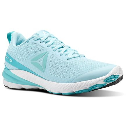 Reebok OSR Sweet Road SE Women's Running Shoes in Blue Lagoon / Solid Teal / White / Coal