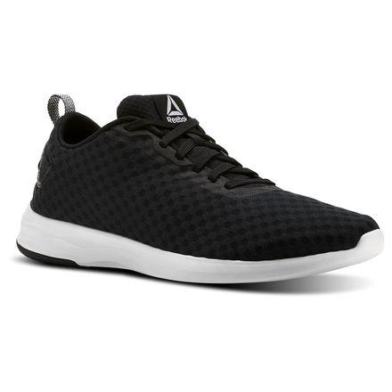 Reebok ASTRO WALK 60 Men's Walking Shoes in Black / White