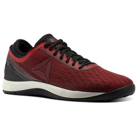 Reebok CrossFit Nano 8 Flexweave Men's Training Shoes in Primal Red / Urban Maroon / Chalk / Black