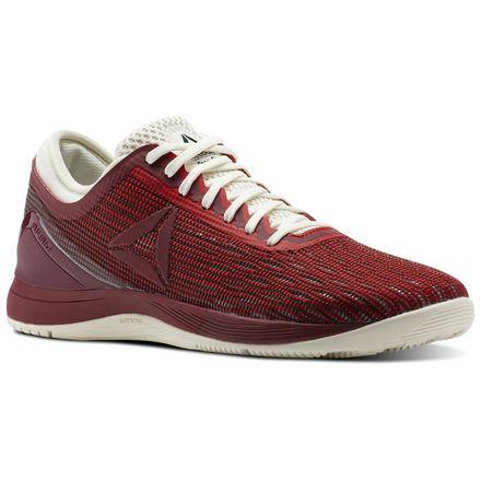 Reebok CrossFit Nano 8 Flexweave Women's Training Shoes in Primal Red / Urban Maroon / Chalk / Black