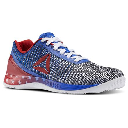 Reebok CrossFit Nano 7 Weave USA Women s Training Shoes in Vital Blue    White   Primal Red d7a95d2bebd2