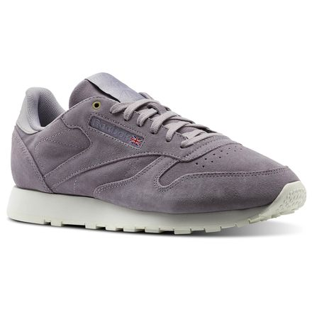 Reebok Classic Leather Montana Cans collaboration Unisex Retro Running Shoes in Paris / Chalk