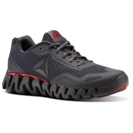 Reebok Zig Pulse - SE Men's Running Shoes in Ash Grey