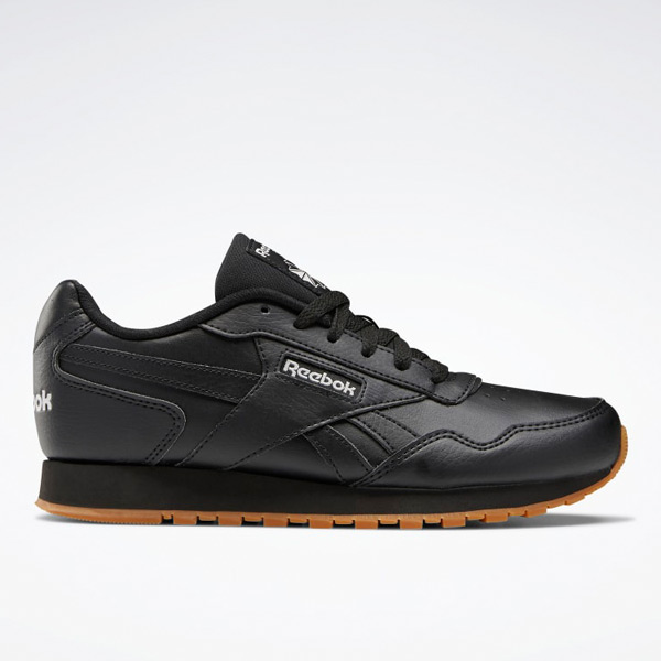 Reebok Classic Harman RUN Women's Retro Running Shoes in Black