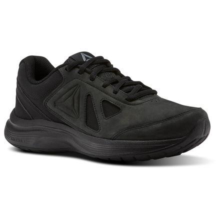 Reebok Walk Ultra DMX MAX RG Women's Walking Shoes in Black / Alloy