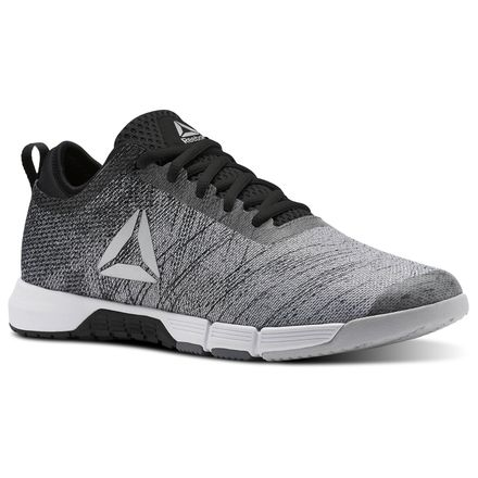 Reebok Speed Her TR Women's Training Shoes in Alloy / Black / White / Skull Grey / Silver
