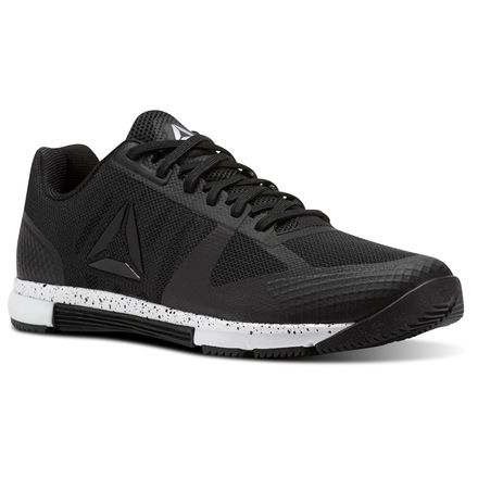 Reebok CrossFit Speed TR 2.0 Women's Training Shoes in Black / White / Silver