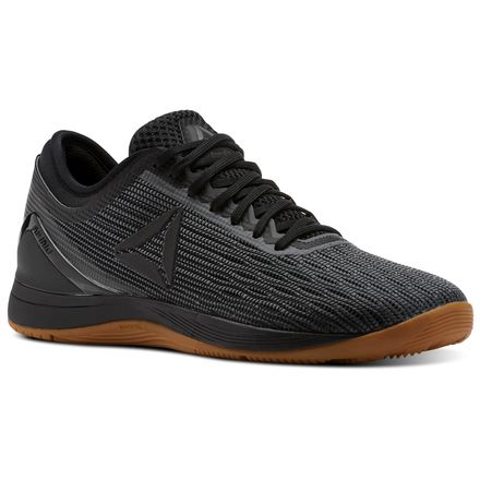 Reebok CrossFit Nano 8 Flexweave Women's Training Shoes in Black / Alloy / Gum