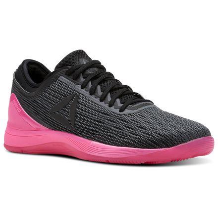 Reebok CrossFit Nano 8 Flexweave Women's Training Shoes in Alloy / Black / Solar Pink