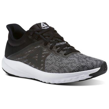 Reebok OSR Distance 3.0 Men's Running Shoes in Black / White
