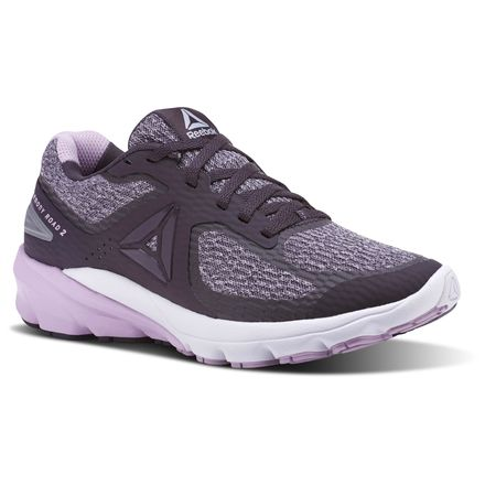 Reebok Harmony Road 2 Women's Running Shoes in Smokey Volcano / Moonglow / White / Cloud Grey