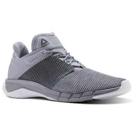 Reebok Fast Flexweave™ Women's Running Shoes in Cool Shadow / Porcelain / Blue Lagoon / White