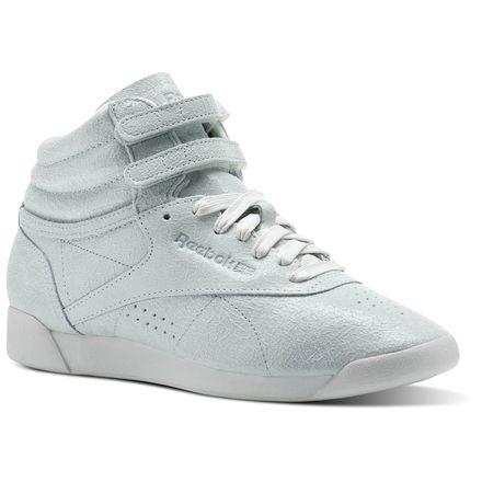 Reebok Freestyle Hi FBT Women's Fitness, Lifestyle Shoes in Opal