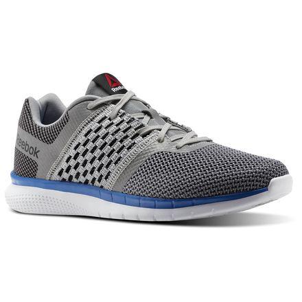 Reebok PT Prime Runner Men's Running Shoes in Tin Grey / Shark