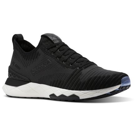 Reebok FLOATRIDE 6000 Men's Running Shoes in Black / Coal / White