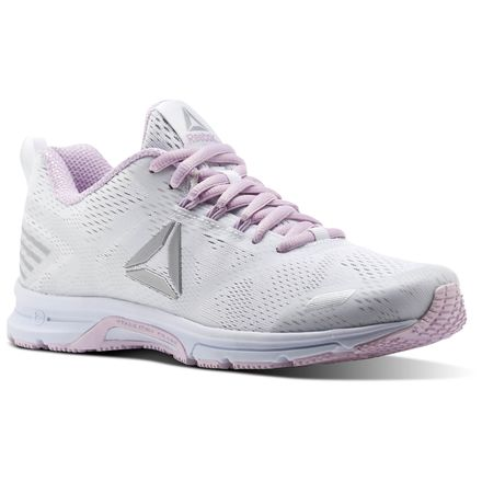 Reebok Ahary Runner Women's- Running Shoes in White / Moonglow / Silver