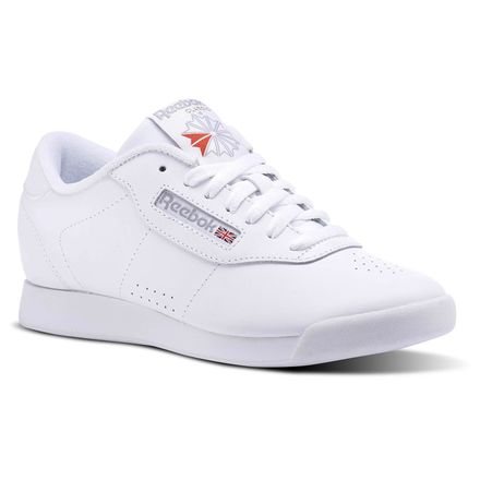 Reebok Princess Lthr Women's Fitness, Lifestyle Shoes in White