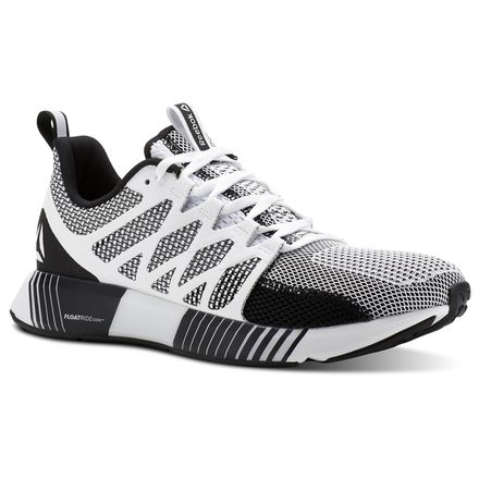 Reebok Fusion Flexweave® Cage Men's Running Shoes in White