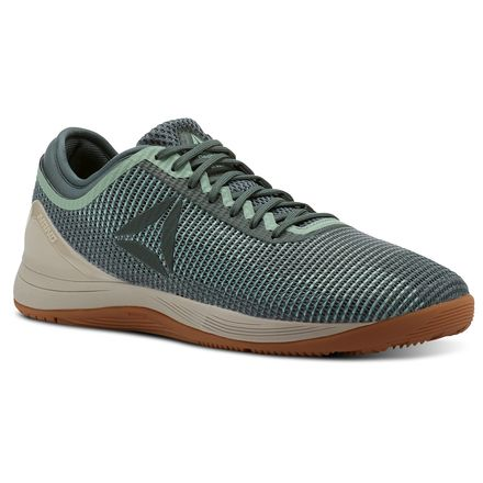 Reebok CrossFit Nano 8 Flexweave® Men's Training Shoes in Industrial Green