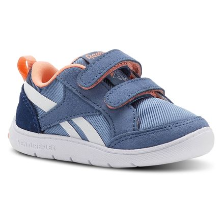 Reebok Ventureflex Chase II Kids Casual, Lifestyle Shoes in Blue Slate