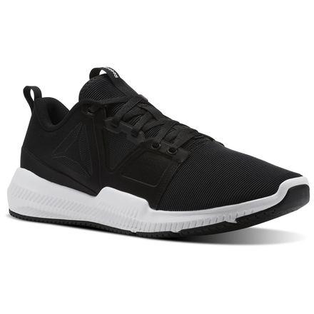 Reebok Hydrorush Men's Training Shoes in Black / White