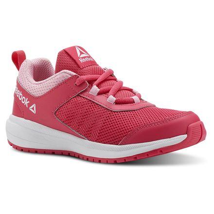 Reebok Road Supreme Kids Running Shoes in Twisted Pink