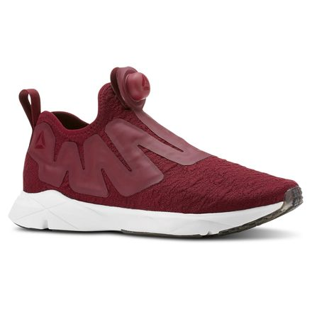 Reebok Pump Supreme Unisex Lifestyle, Running Shoes in Red