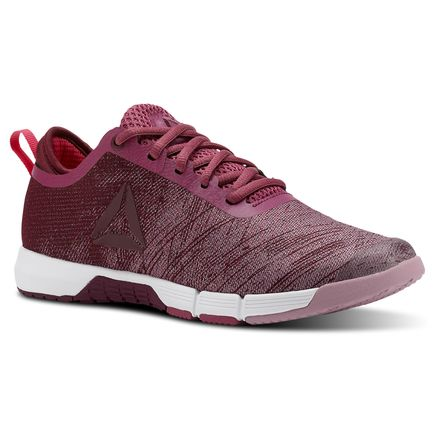 Reebok Speed Her TR Women's Training Shoes in Twisted Berry / Rustic Wine