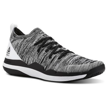 Reebok Ultra Circuit TR ULTK LES MILLS™ Men's Studio Shoes in White / Black
