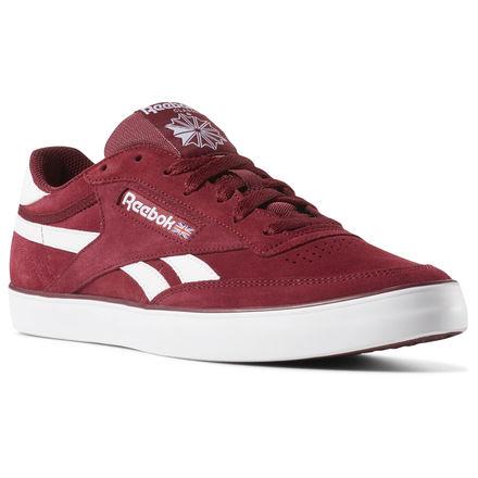 Reebok Men's Court Shoes Revenge Plus in Red
