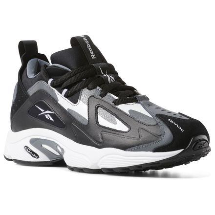 Reebok DMX SERIES 1200 Men's Running Shoes in Black / Alloy