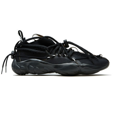 Reebok DMX Fusion 1 Experiment by Pyer Moss Unisex Running Shoes in Black