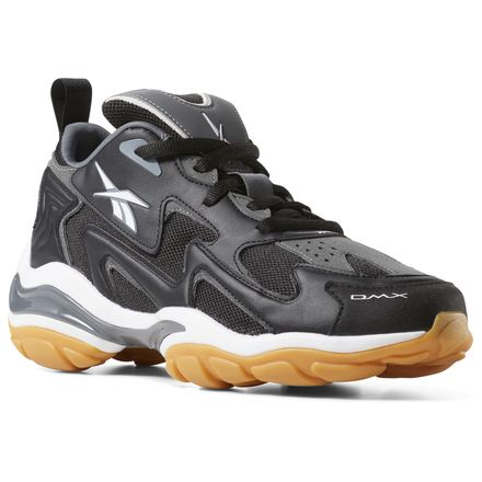 Reebok DMX SERIES 1600 Men's Running Shoes in Black