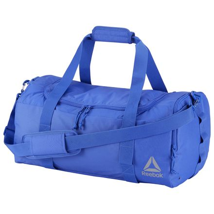 Reebok Unisex Training Enhanced 20in Work Duffle Bag in Acid Blue