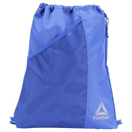 80314bf24d4c Reebok Workout Training Gymsack in Acid Blue