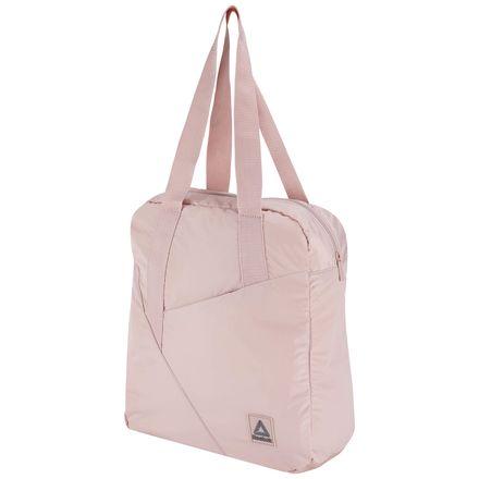 Reebok Women's Training Tote Bag in Chalk Pink