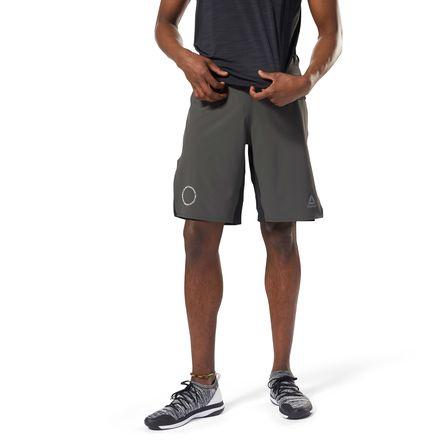 Reebok LES MILLS™ Men's Studio Shorts in Dark Cypress