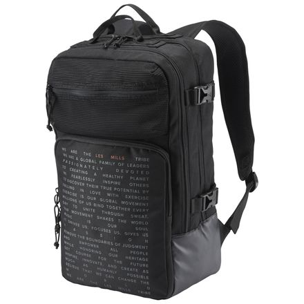 Reebok LES MILLS™ Studio Backpack in Black