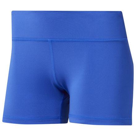 Reebok CrossFit® Lux Women's Training Fade Bootie Shorts in Blue