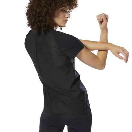 Reebok SmartVent Women's Training Tee in Black