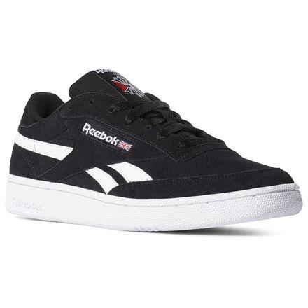 Reebok Men's Court Shoes Revenge Plus in Black
