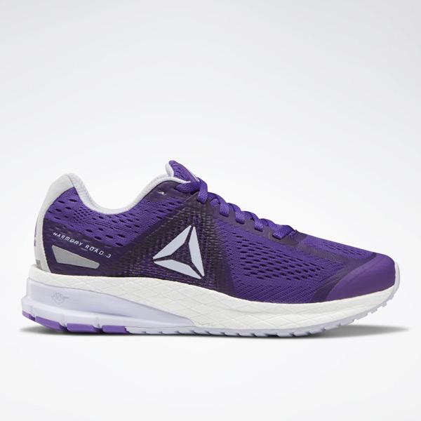 Reebok Harmony Road 3 Women's Running Shoes in Regal Purple