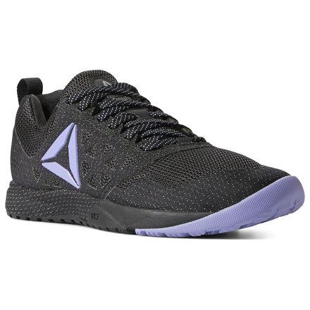 Reebok CrossFit® Nano 6.0 Covert Women's Training Shoes in Black / Purple