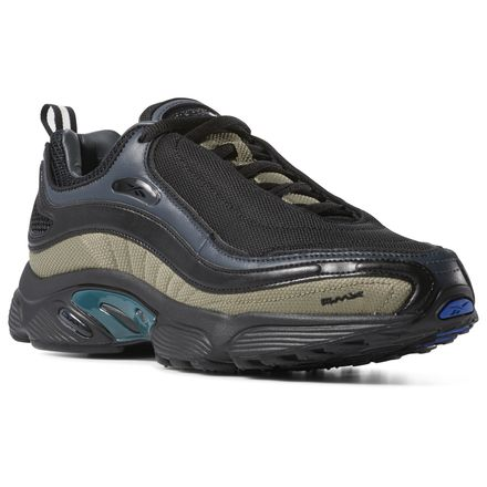 Reebok Daytona DMX x Vainl Archive Unisex Casual Shoes in Black