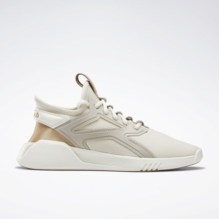 Reebok Freestyle Motion Lo Women's Studio Shoes in Alabaster